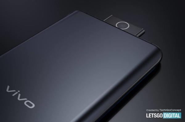 vivo新手机专利曝光,采用真无孔设计和堆叠摄像头