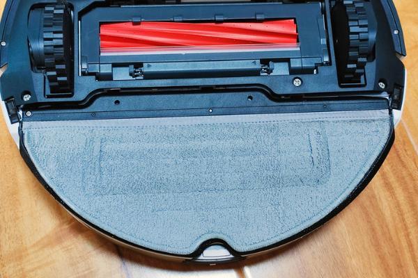 拖布自清洁好用更省心 石头扫拖机器人G10评测