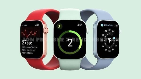 Apple Watch Series 7要来了!表盘尺寸或有升级