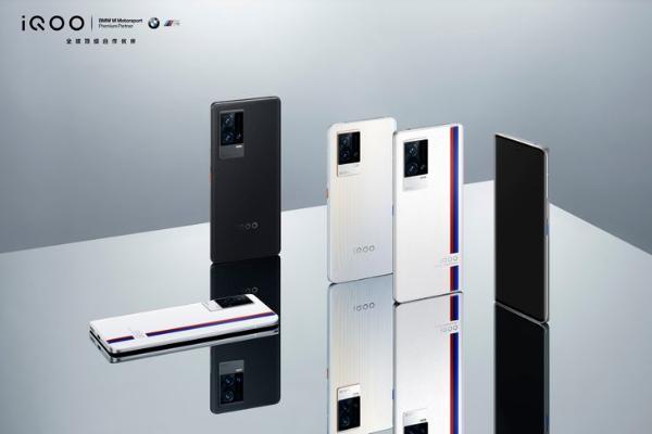 开卖即爆款 iQOO 8系列首销日销量及销售额创历史新高