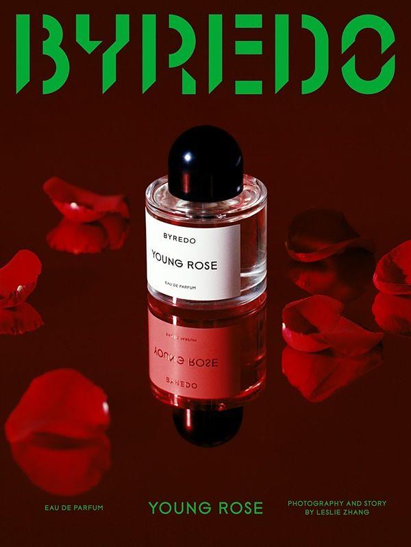 2021BYREDO全新经典创作「初生玫瑰淡香精」献给尊重过去、放眼未来且无所畏惧的新生代!