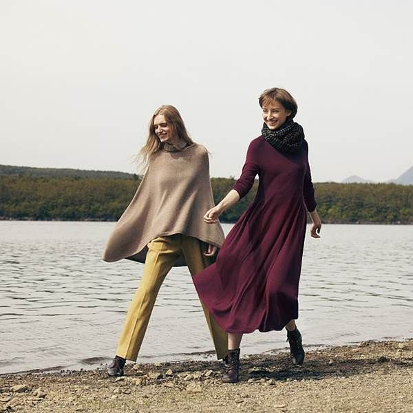 """UNIQLO X INES联名新款来了,轻松get""""法式时髦""""秋装,衬衫、西装外套、洋装都好美!"""