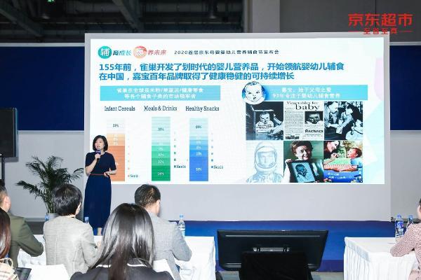 京东超市首发《2020京东母婴婴幼儿营养辅食趋势报告》为行业增量带来新机遇