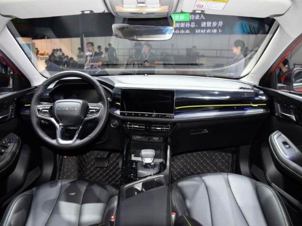 2021成都车展:荣威i5 GT正式首发亮相