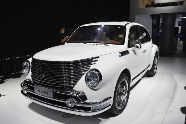 WEY品牌新车规划 复古潮驾明年2月上市