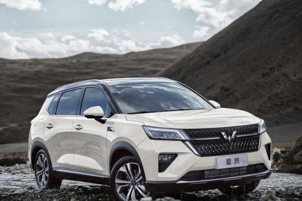 首款银标旗舰SUV/三季度上市,五菱星辰细节参数曝光