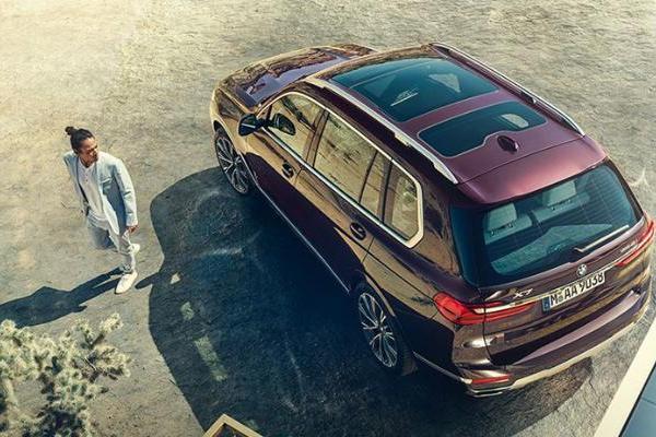 宝马年底将推出全新SUV,或为X8M/XM