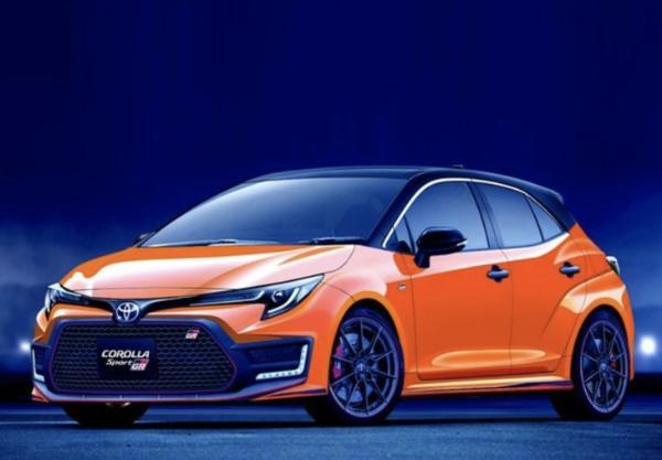 丰田GR卡罗拉假想图曝光 搭载1.6T三缸发动机