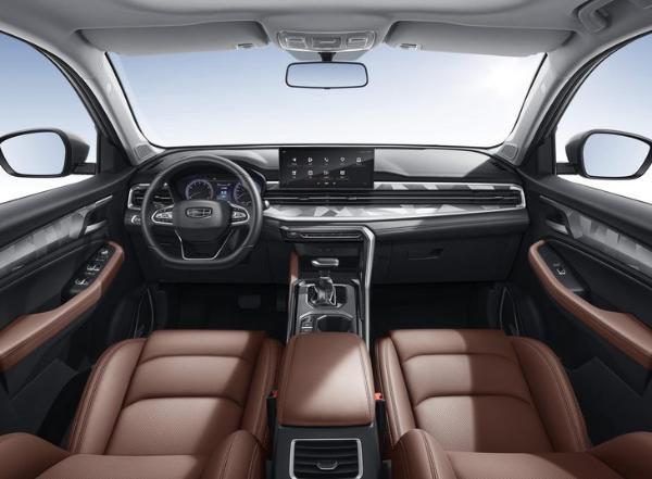 7.59万元起/搭1.4T发动机,吉利远景X6 PRO正式上市