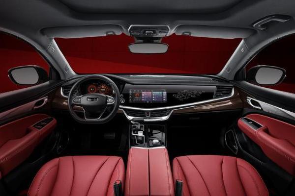 吉利博瑞推国风版车型,再战中高级车市场