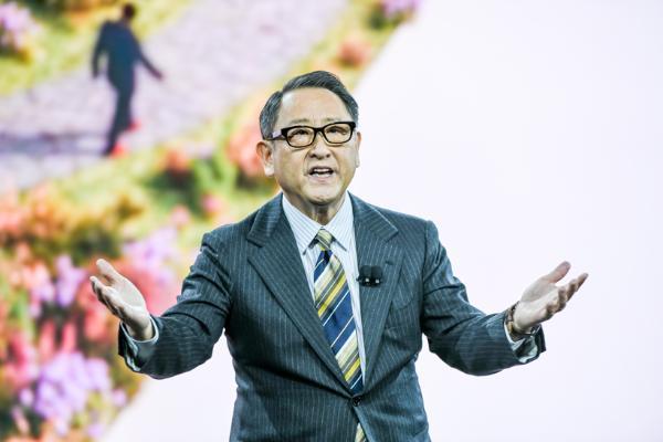丰田CEO:纯电动可能导致日本丧失数百万就业岗位
