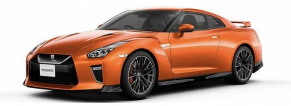 新款GT-R将9月14日发布 全新车漆车型限量发售