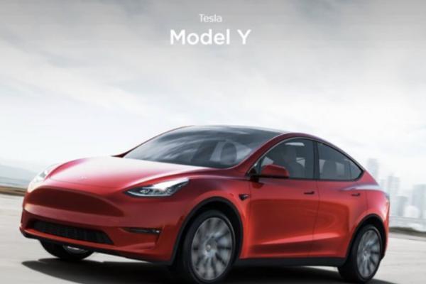 涨1万元!特斯拉Model Y Performance高性能版调价