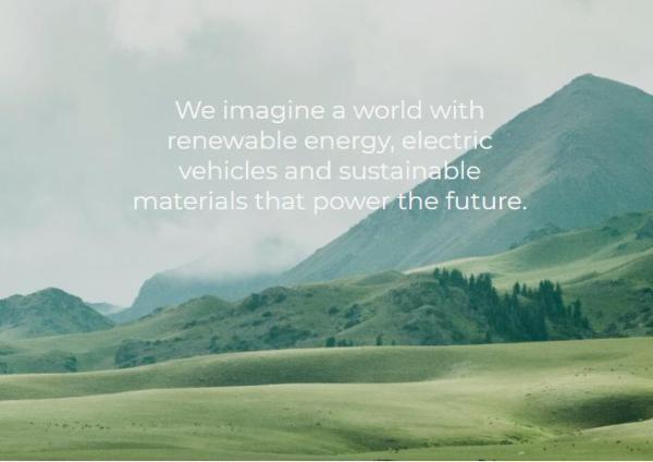产量,电动汽车,合作进展,电池,电池原材料回收,Redwood电池回收,Redwood建电池厂,电池原材料依赖亚洲市场