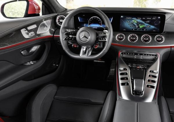 2.9s破百 AMG GT 63 S E Performance官图发布