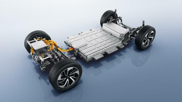 凯翼炫界Pro EV将于9月29日上市 续航超400km