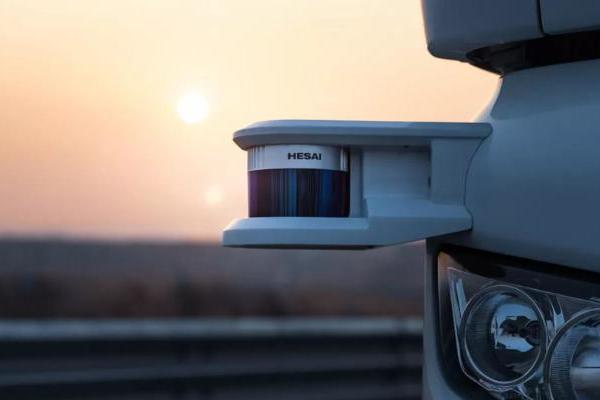 主线科技协同禾赛科技,加速自动驾驶卡车量产