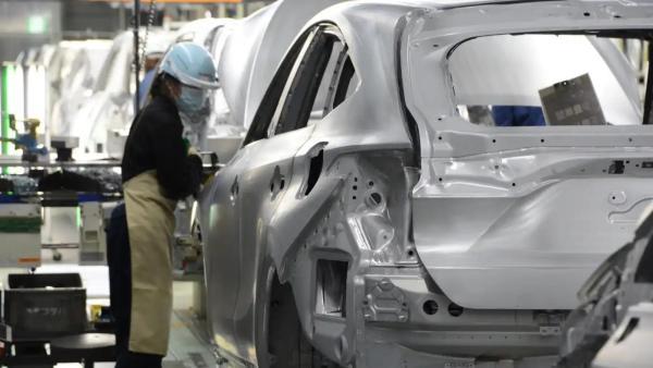 产量,日本车企减产