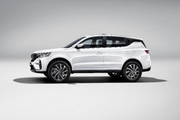 吉利远景X6 PRO官图发布 造型更精致/9月下旬上市