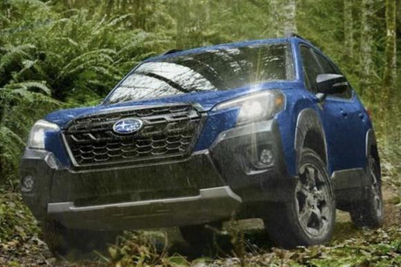 车身增加越野套件 斯巴鲁森林人Wilderness官图发布