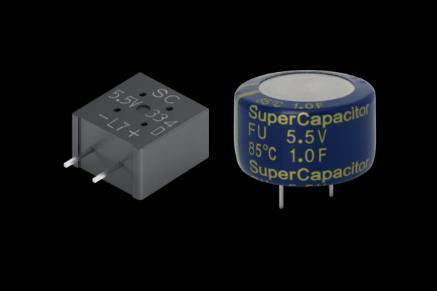 KEMET推出用于汽车的下一代超级电容器 寿命更长且稳定性更高