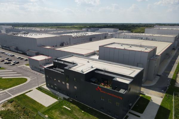 SK Innovation将斥资66亿元在华建电池厂