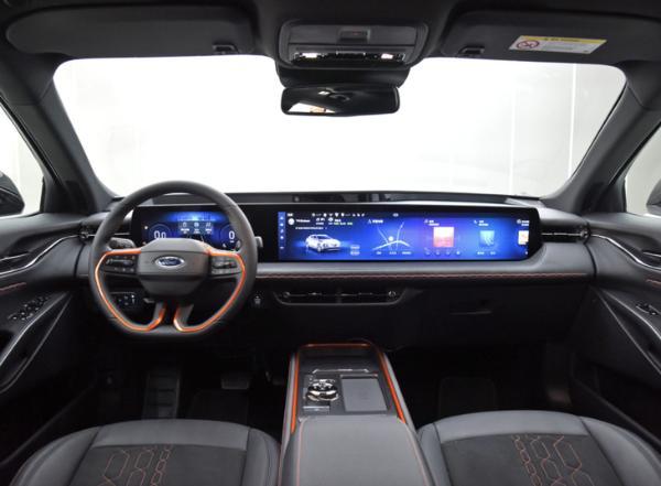 长安福特EVOS正式下线 明日预售 四季度上市