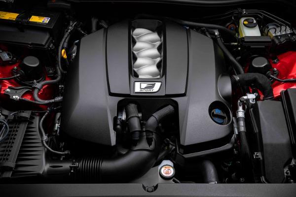 搭5.0L V8发动机,雷克萨斯IS高性能版海外售价公布
