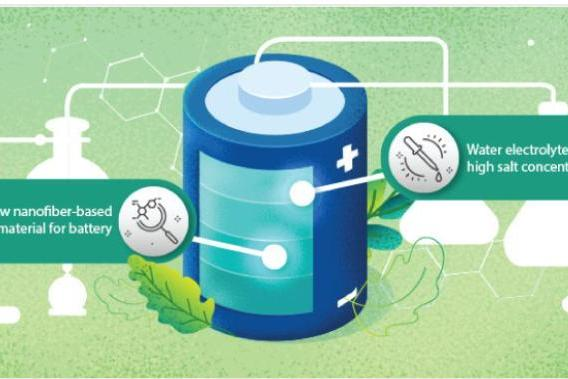 KAUST开发新电解质和电极 可使锌离子电池在2000次循环后保持稳定容量