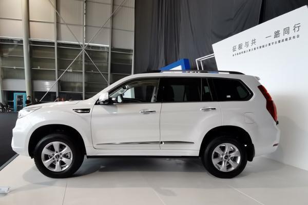 新款哈弗H9配置曝光 将推6款车型 疑似售价20.98万元起