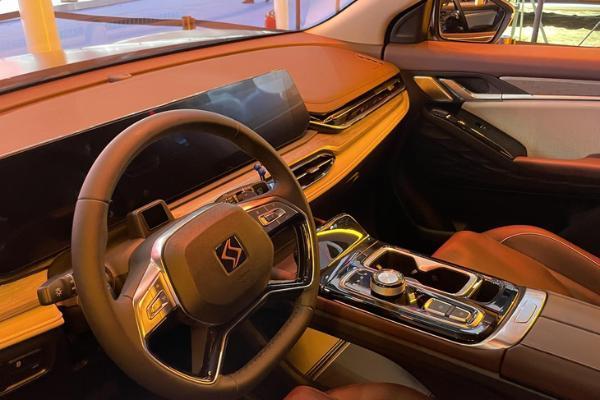 售价13.49万元/外观升级,思皓QX追光版车型正式上市