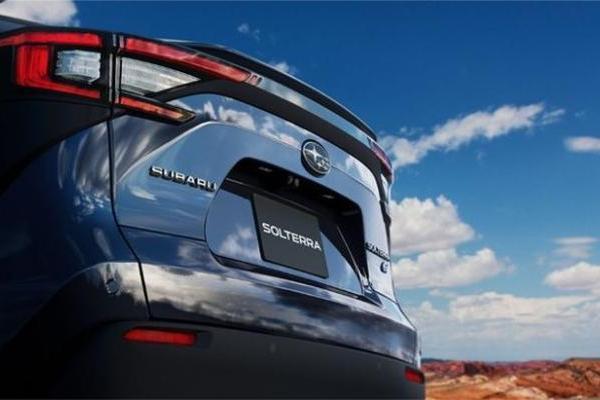 斯巴鲁发布首款纯电动SUV官图 预计2022年正式发售