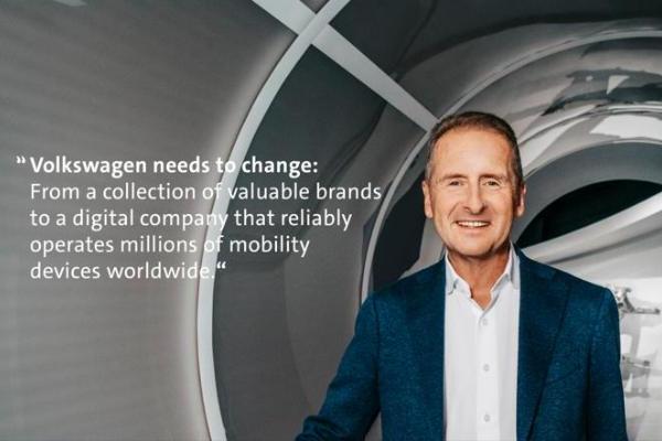 大众CEO:特斯拉德国超级工厂将加剧欧洲内卷