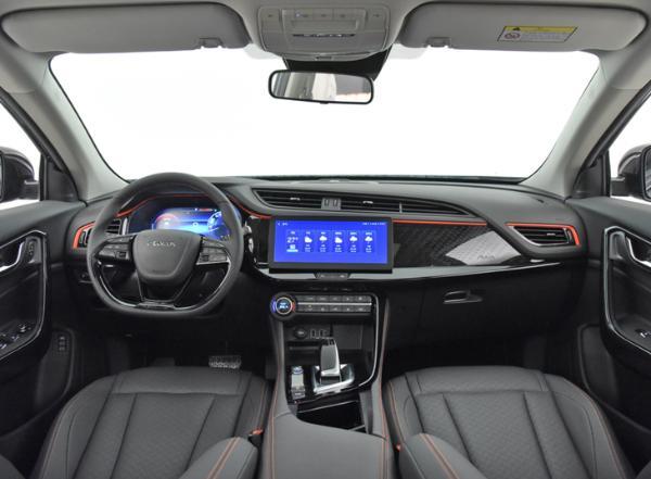 东风风神AX7马赫版正式上市 4款车型 售价9.59万元起