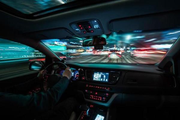 黑科技,韩华系统公司,红外摄像头,汽车夜视