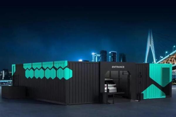 吉利旗下易易唤能:预计2025年将在全球运营5000座智能换电站