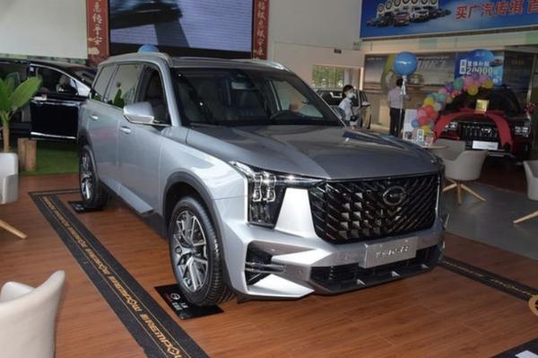 全新广汽传祺GS8将于10月1日开启预售 搭载丰田THS混动系统