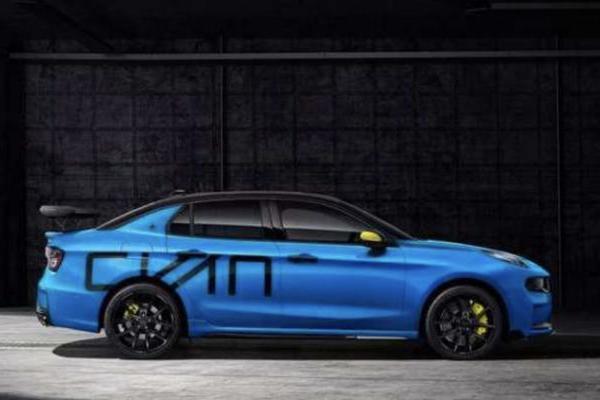 领克03+ Cyan定制版车型正式上市 售价23.68万起/5.7秒破百
