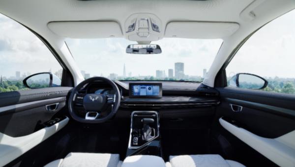 五菱星辰将于9月16日开启预售 空间灵活/搭1.5T发动机