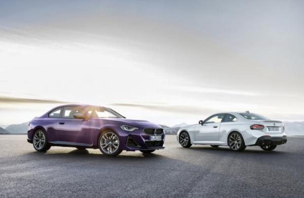 全新宝马2系Coupe正式下线 最快今年底上市