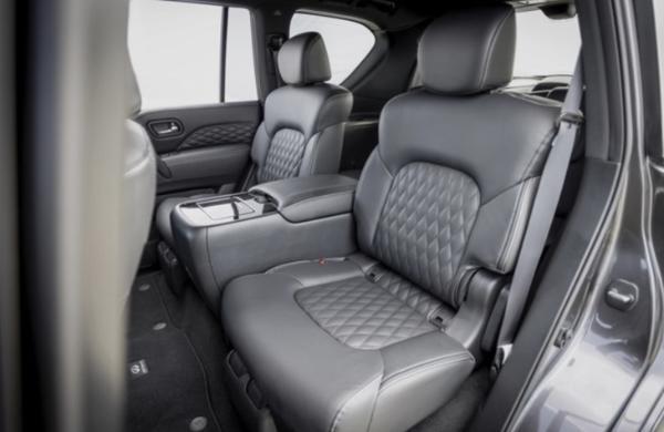 2022款英菲尼迪QX80海外发售 约合人民币45.5万元起售