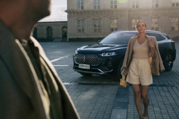 WEY摩卡PHEV将于慕尼黑车展亮相 延续燃油版外观设计