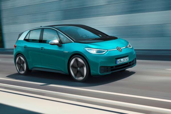 8月欧洲电动汽车销量历史首次超越柴油车