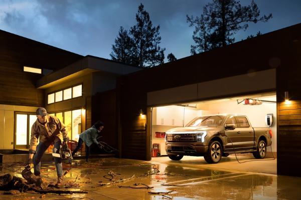 产量,电动汽车,新车,热点车型,销量,合作进展,电池,福特F-150 Lighting,福特提产,福特Rouge电动汽车生产中心,福特工厂