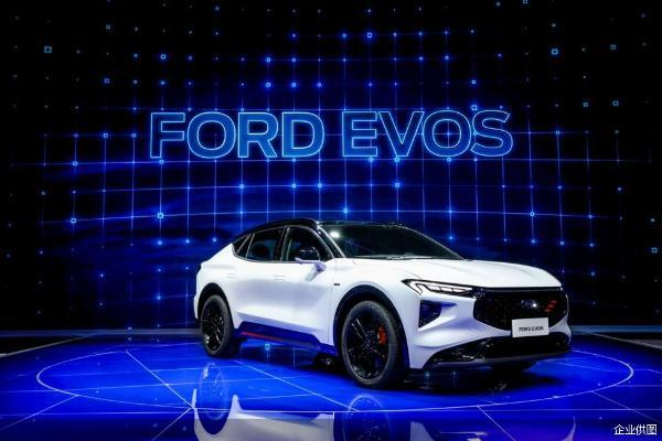 """谁说燃油车不智能?福特EVOS冲破""""偏见"""""""
