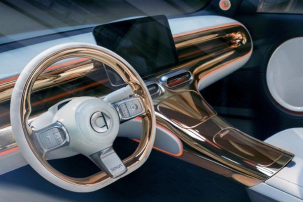 全景天窗+对开门设计,全新smart 精灵#1或将亮相慕尼黑车展