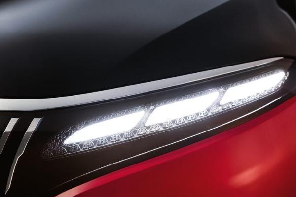 最接近量产概念车,全新梅赛德斯-迈巴赫EQS SUV概念车正式发布
