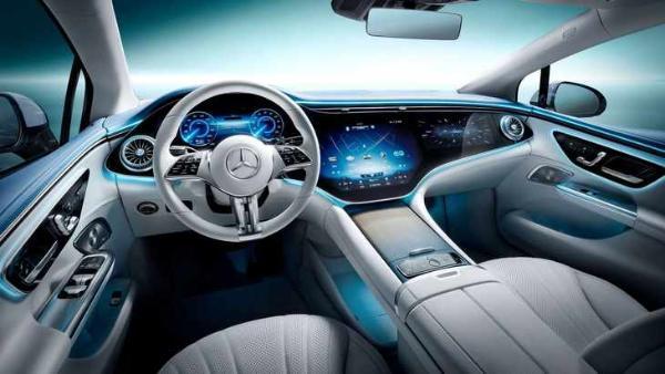 奔驰EQE正式亮相 纯电续航660km 未来将国产