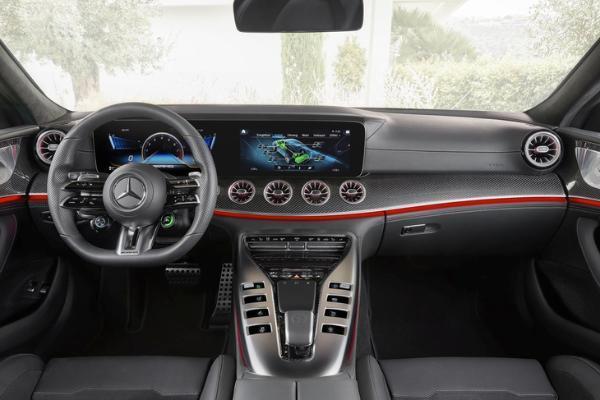 AMG首款混动车型 AMG GT 63 S E Performance正式发布