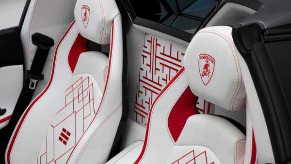 天价神车 兰博基尼Aventador S特别版官图发布 专供韩国市场